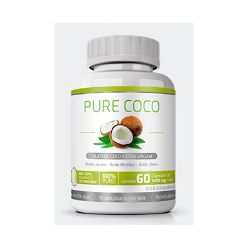 Pure Coco - Ekobé 60 Cápsulas