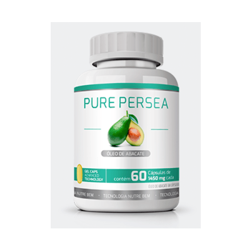 Pure Persea - Ekobé 60 Cápsulas