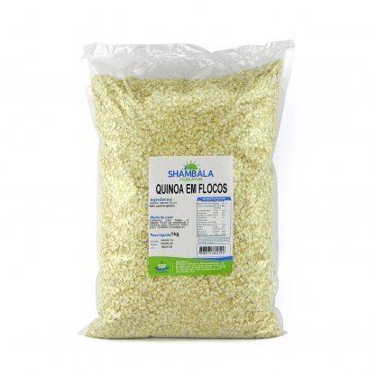 Quinoa Real em Flocos Shambala 1KG