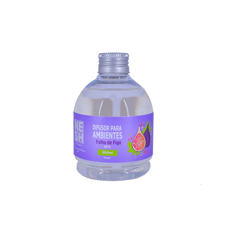 Refil Difusor de Ambiente Folha de Figo - Nesh Cosméticos 300 ml