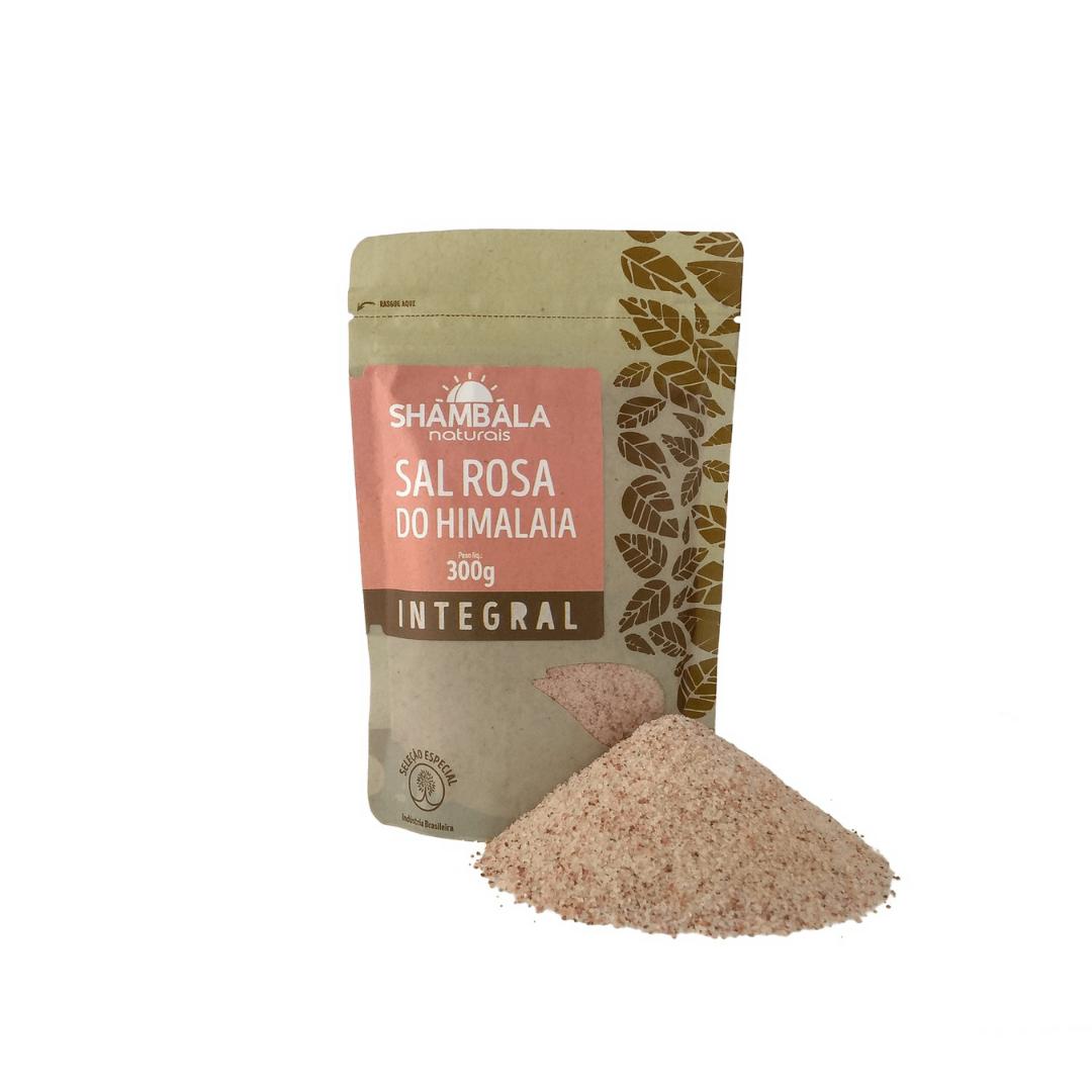 Sal Rosa do Himalaya Fino Shambala 300g