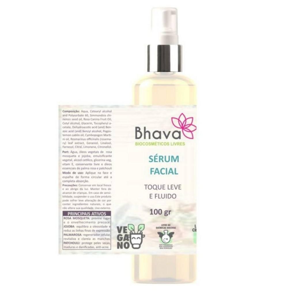 Sérum Facial Natural Bhava 100g