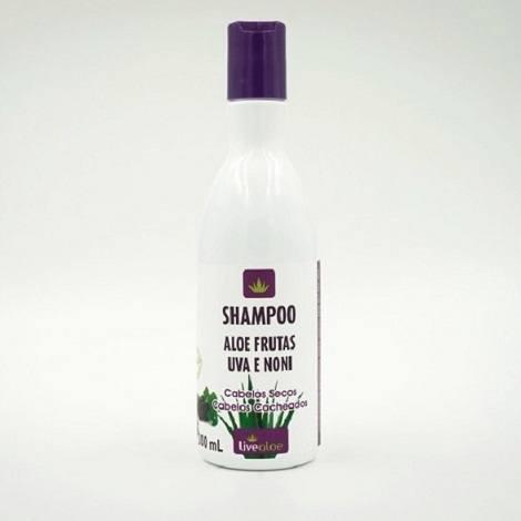 Shampoo Aloe Frutas -300 mL Livealoe