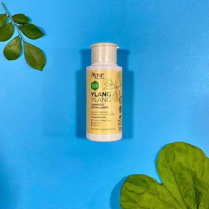 Shampoo Estimulante Ylang Ylang - Apse Cosmetics 100ml
