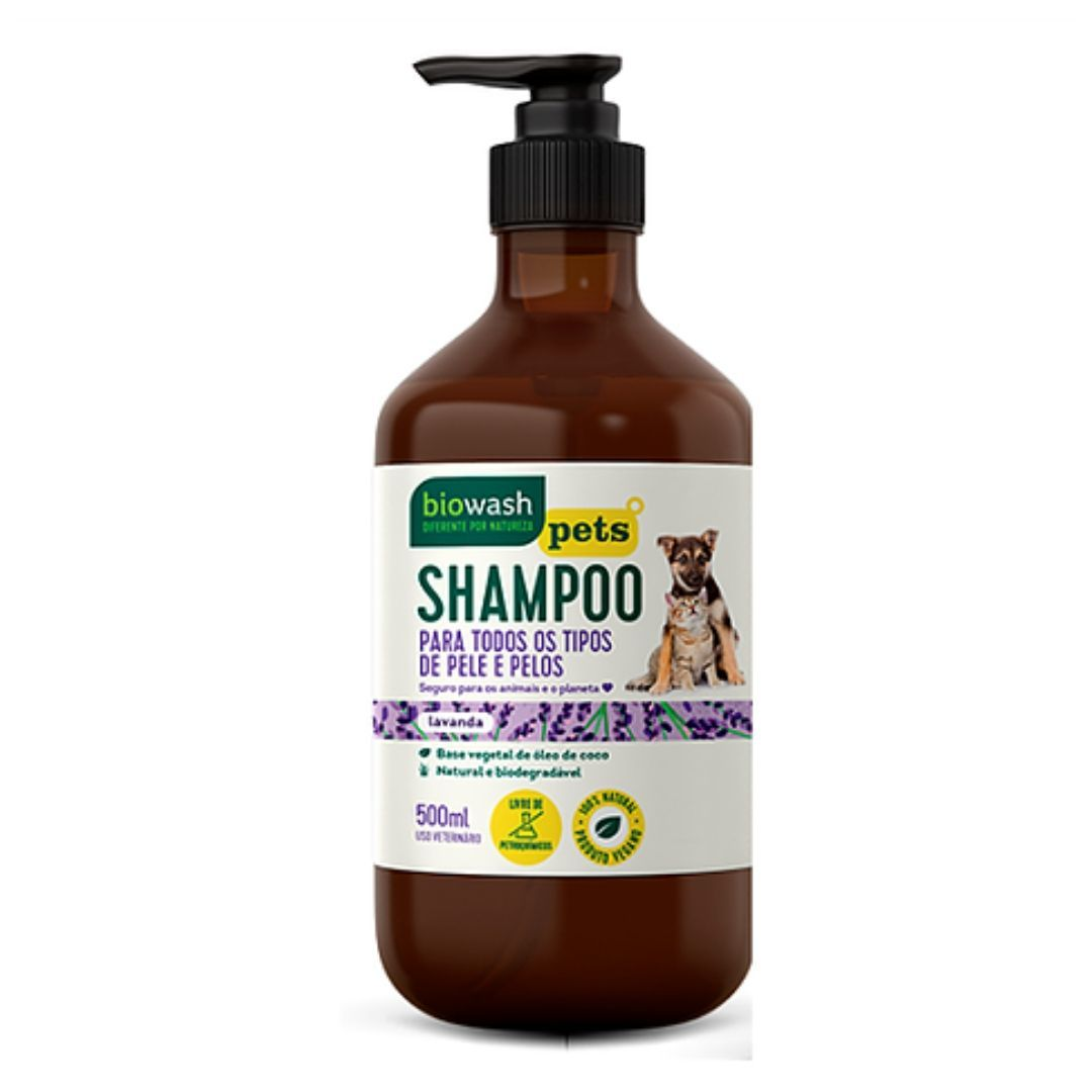 Shampoo PET BioWash 500ml