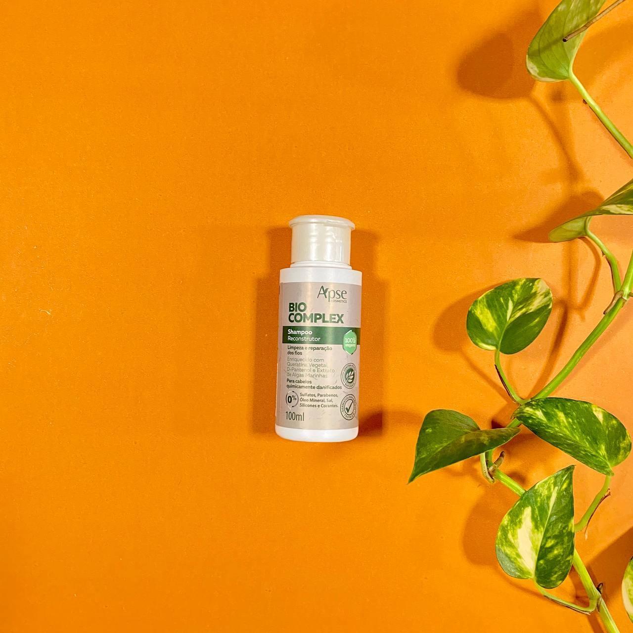 Shampoo Reconstrução Bio Complex - Apse Cosmetics 100ml