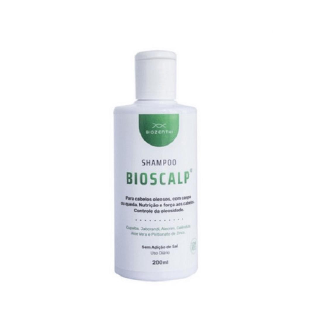 Shampoo Vegano Bioscalp - Biozenthi 200ml