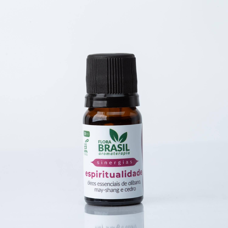 Sinergia Espiritualidade - Flora Brasil 10ml