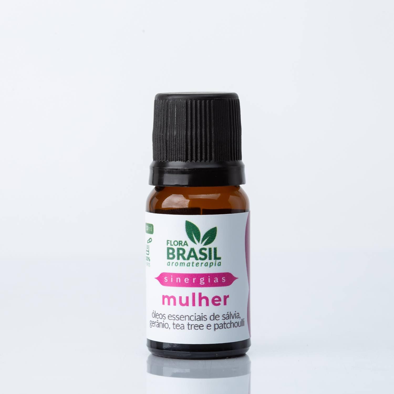 Sinergia Mulher - Flora Brasil 10ml