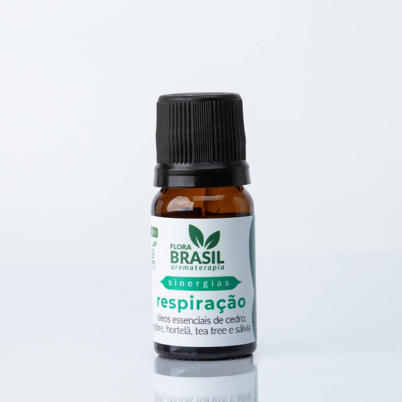 Sinergia Respiração - Flora Brasil 10ml