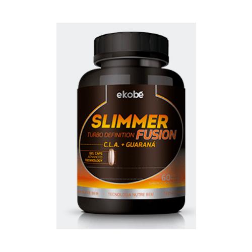 Slimmer Fusion - Ekobé 60 Cápsulas