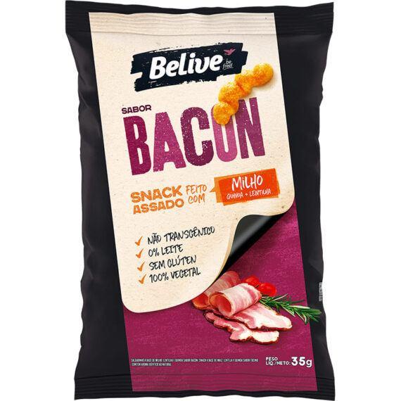 Snacks bacon Belive 35g