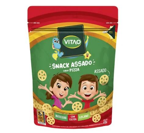 Snacks integral pizza kids Vitao 40g