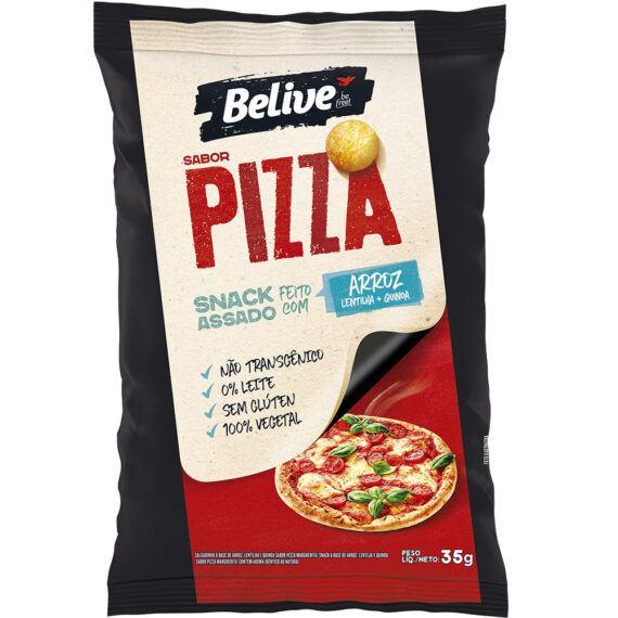 Snacks pizza Belive 35g