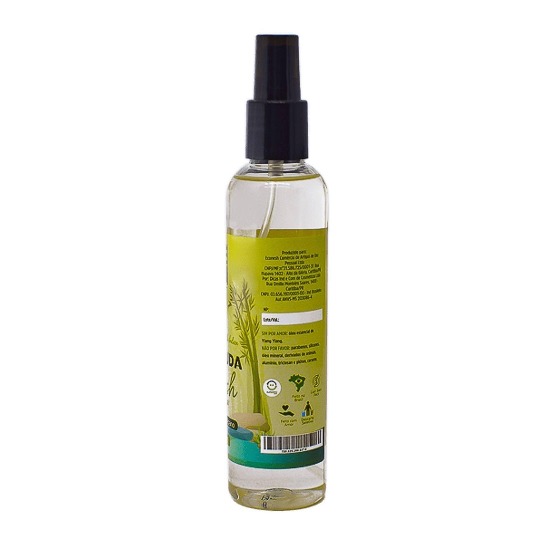 Splash Corporal Bambuda Natural e Vegano - Nesh Cosméticos 200 ml