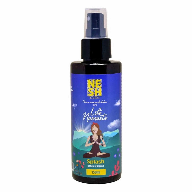 Splash Corporal Life Namastê 100% Natural e Vegano - Nesh Cosméticos 150 ml