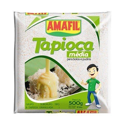 Tapioca média Amafil 500g