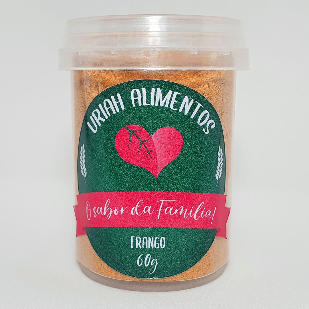 Tempero de Frango - Uriah Alimentos 60g