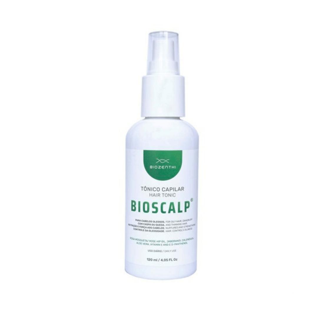 Tonico Capilar Vegano Bioscalp Biozenthi 120ml