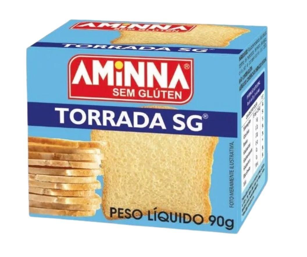 Torrada tradicional Aminna 90g