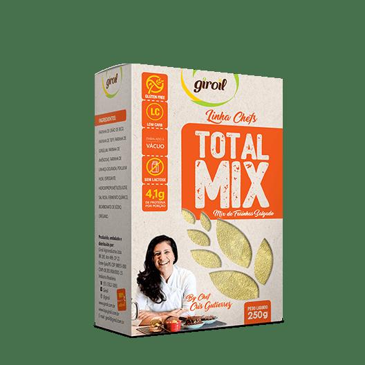 Total Mix (Mix de Farinhas Salgado) by Chef Cris Gutierrez – Giroil 250g