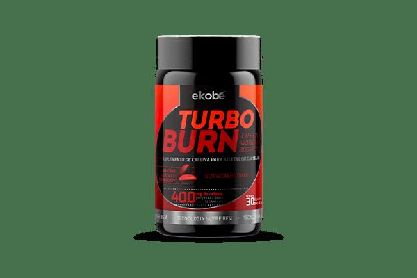 Turbo Burn - Ekobé 30 Capsúlas