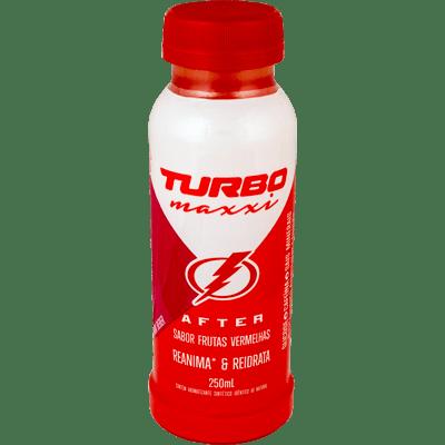 Turbo Maxxi After Frutas Vermelhas 250ml