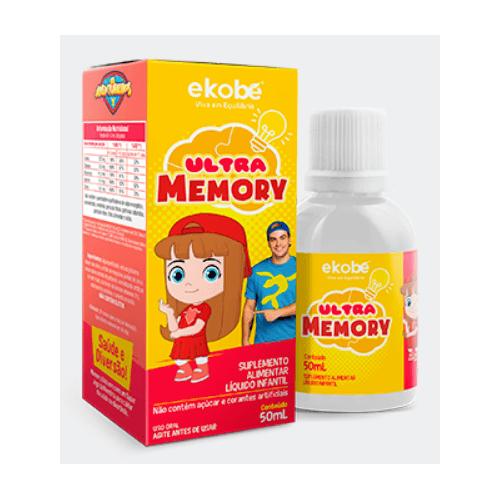 Ultra Memory - Ekobé 50ml