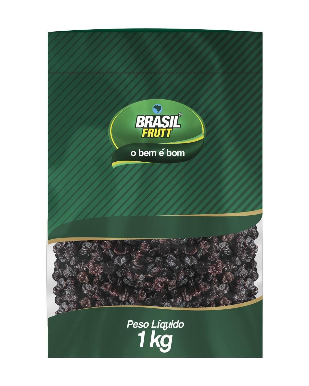 Uva passa escura Brasil Frutt 1Kg