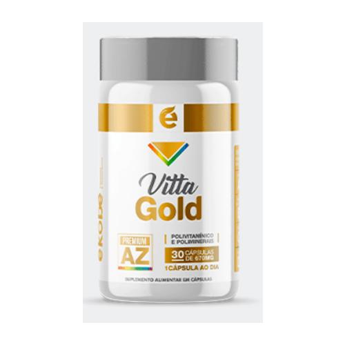 Vitta Gold - Ekobé 30 Cápsulas