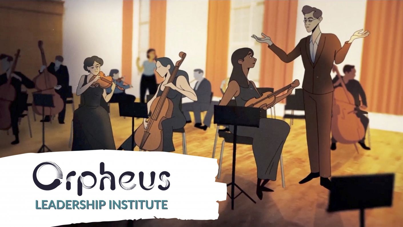 Orpheus Leadership Institute Cover small