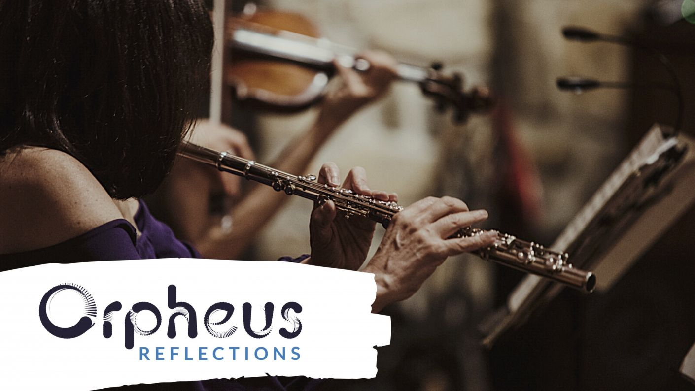 Orpheus Reflections Cover