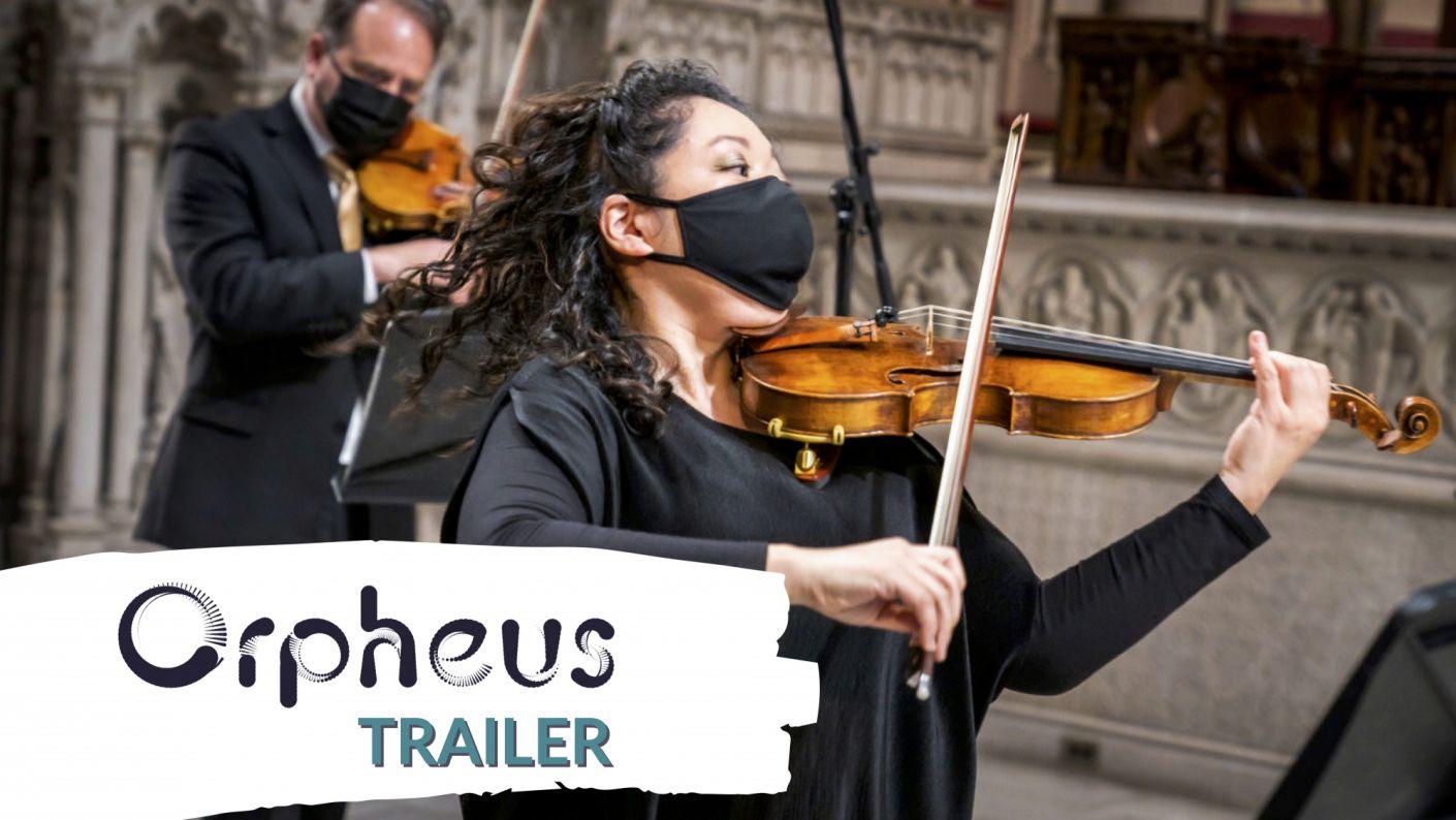 Orpheus Trailer Cover Haydn