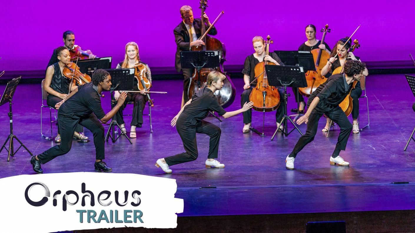 Orpheus Trailer Cover Teicher