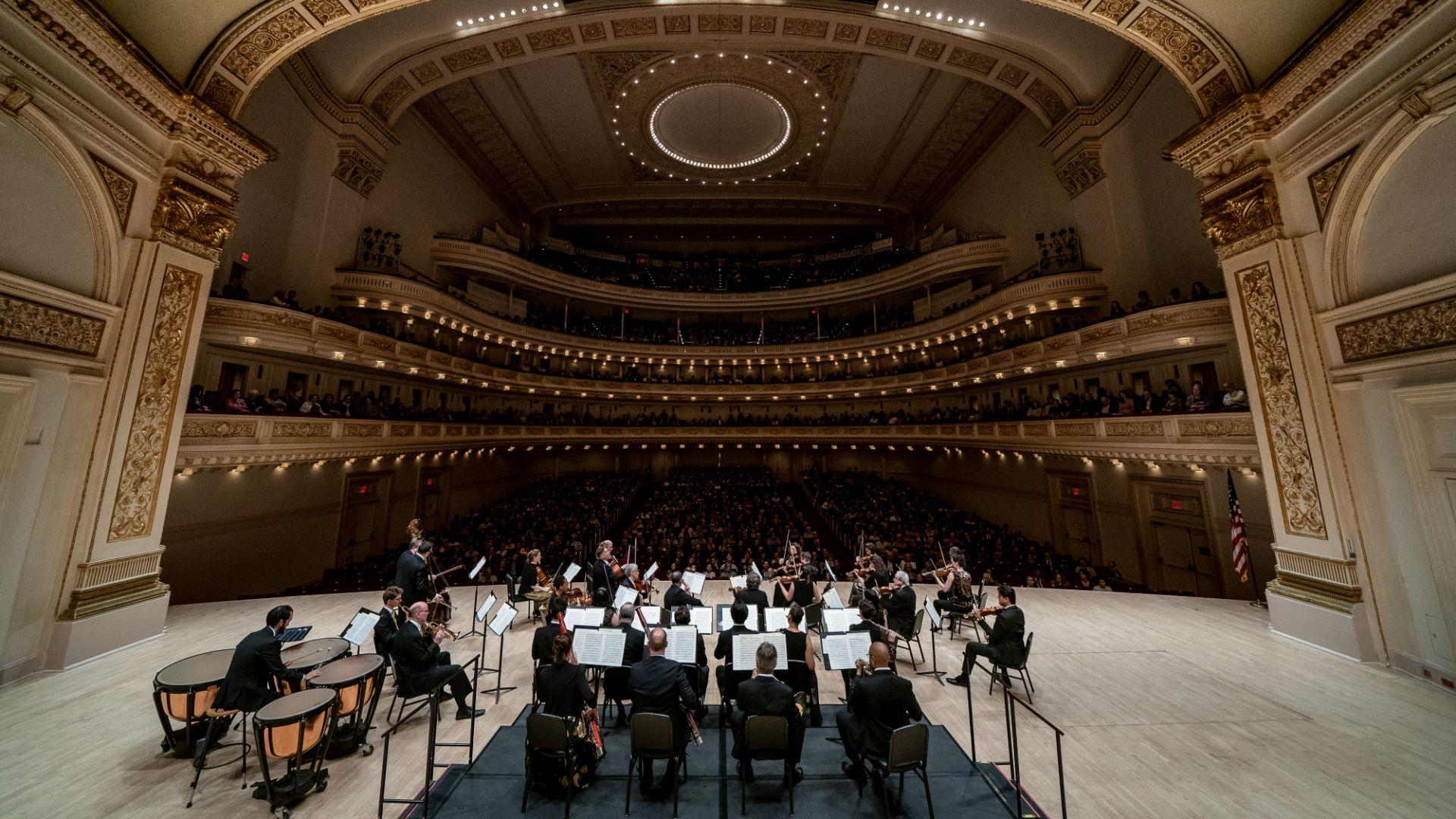Carnegie Hall by Fadi Kheir