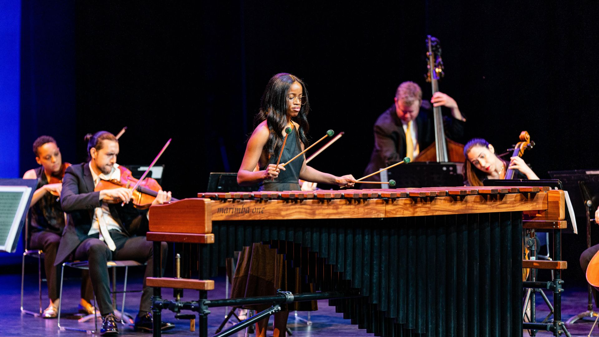 Low res 21 july 24 new york chatham PS21 orpheus chamber orchestra DSC6108 rosauro marimba britton rene collins 1 copy