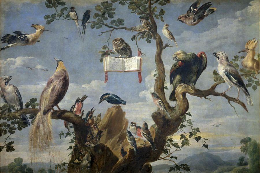 Frans Snyders Concert of Birds WGA21526
