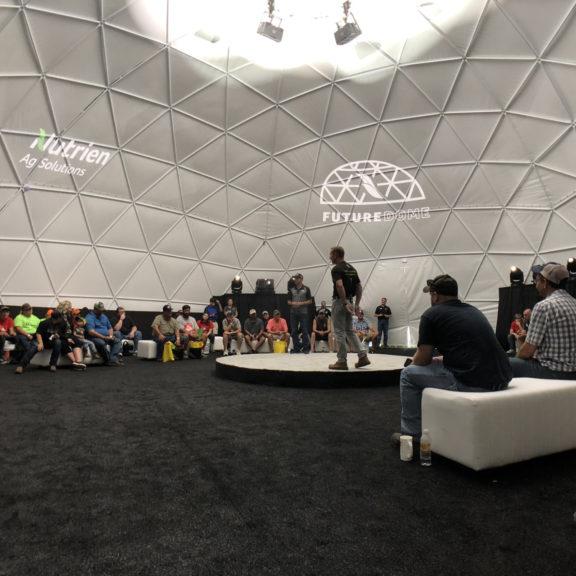 Futuredome Interior 002