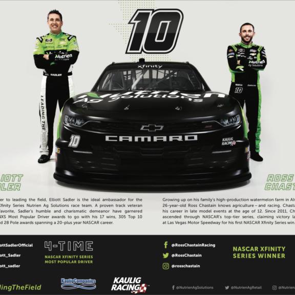 NASCAR Xfinity Series Winner