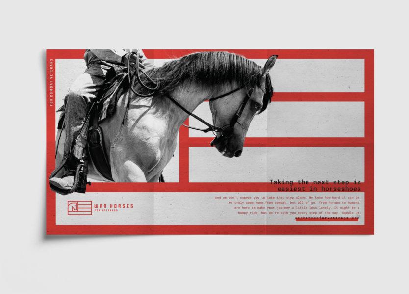 HORSESHOES PRINT