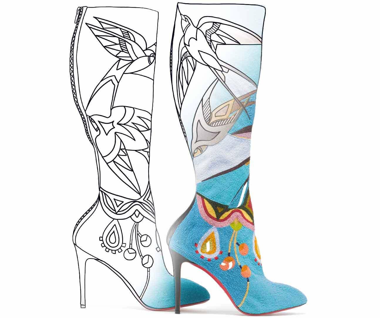 Jamie Okuma Boots