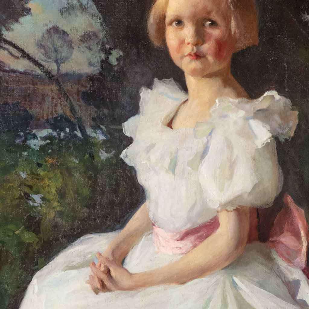 Portrait of Jane Shattuck