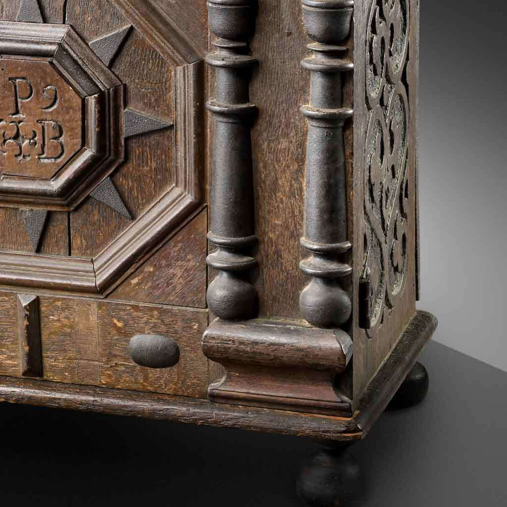 Valuables cabinet, 1679
