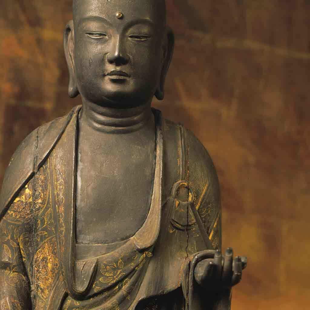 The Bodhisattva Jizō