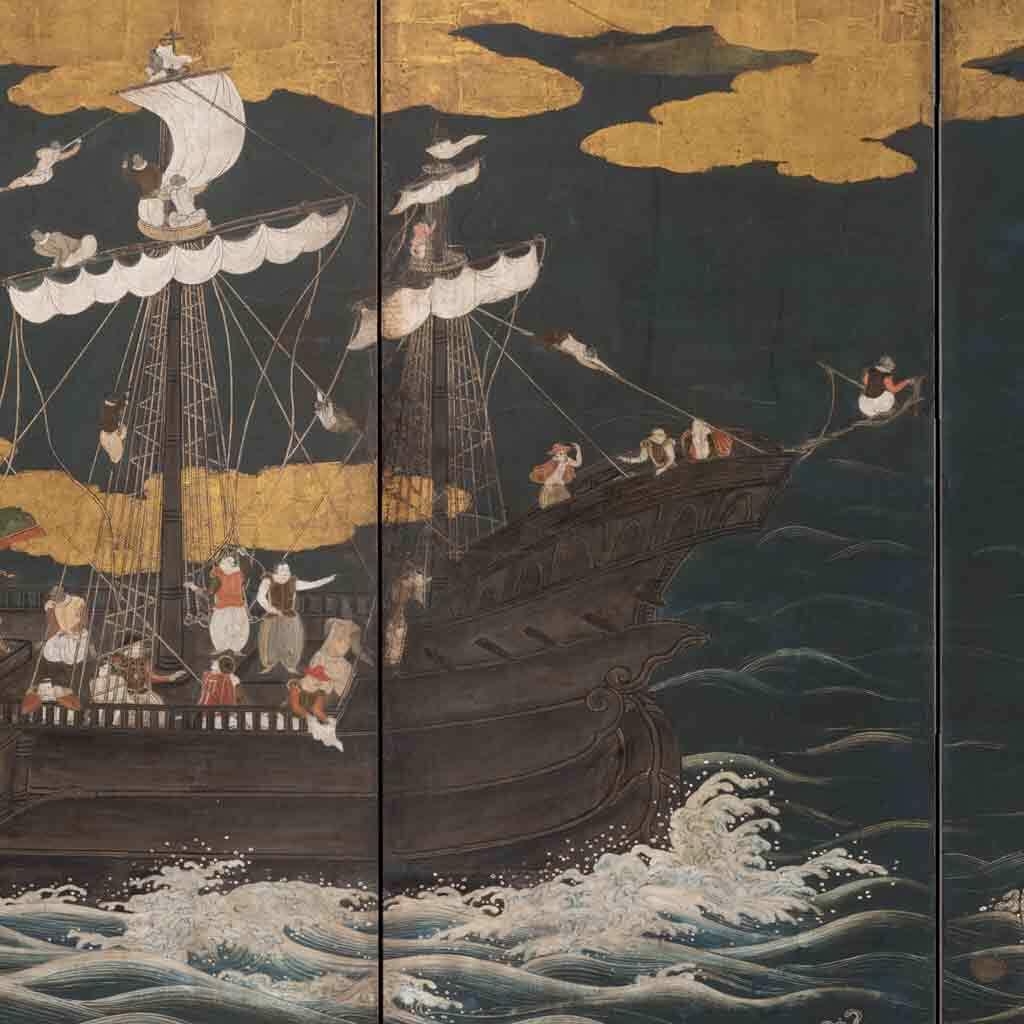 Nanban byōbu
