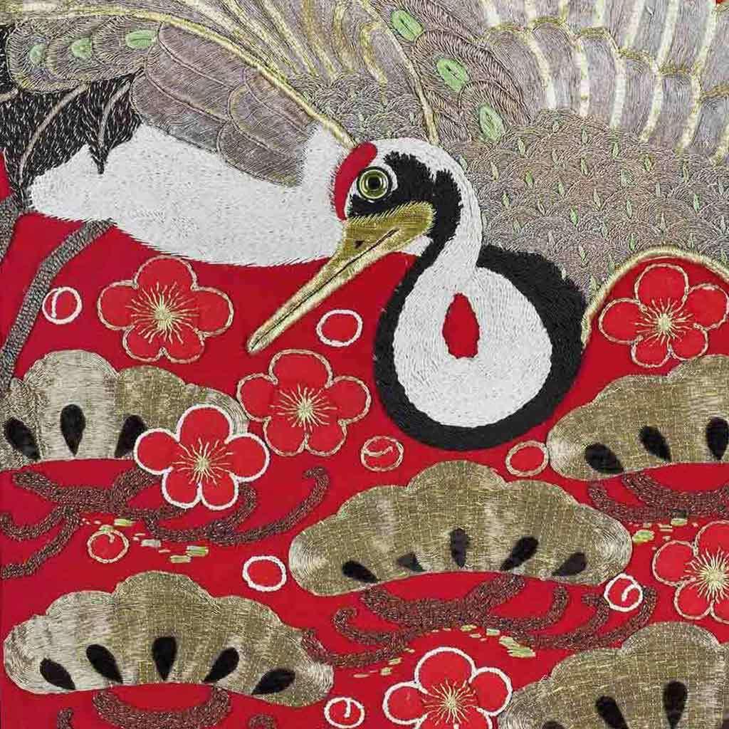 Uchikake (robe), 1850–68