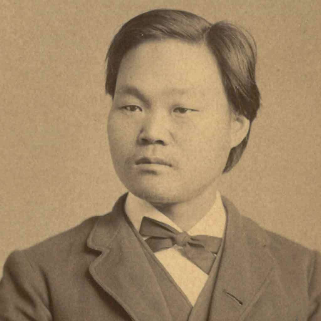 Portrait of Yu Giljun