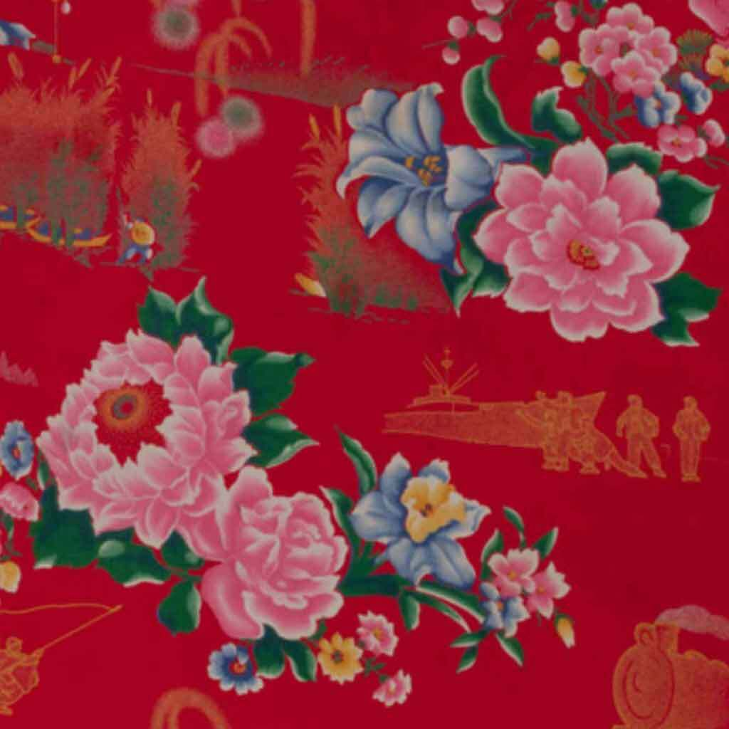 Fabric for quilt cover