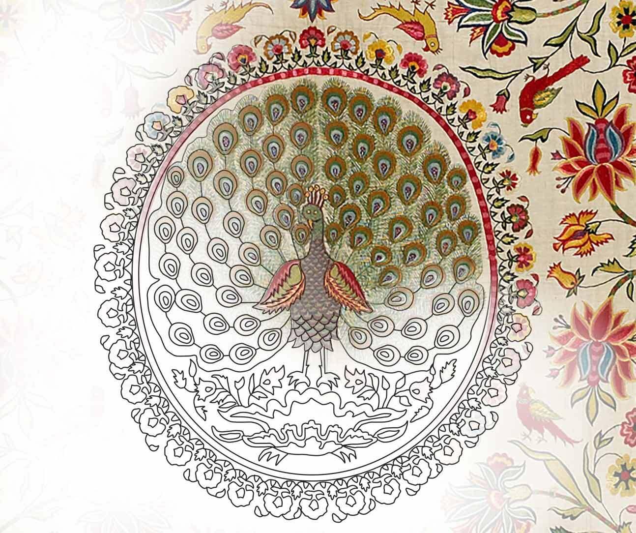 Palampore Detail