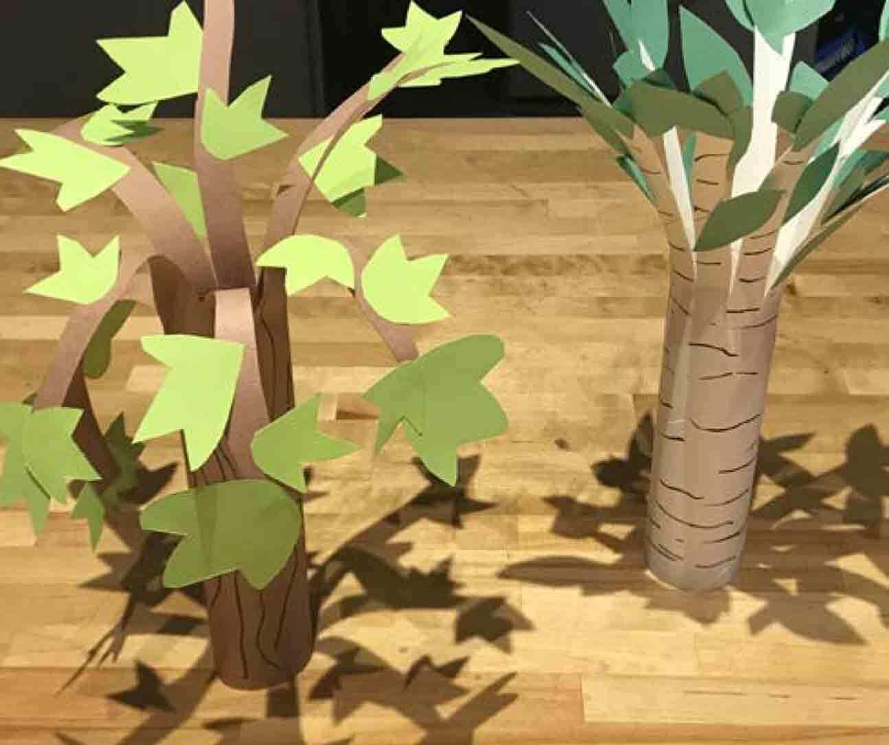Arbor Day Drop-in Art Making